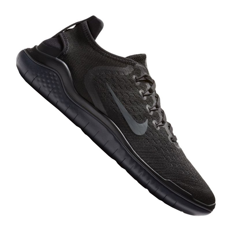 Nike Free RN 2018 Running Schwarz Grau F002   Joggingausrüstung ... 7eaf6edca9