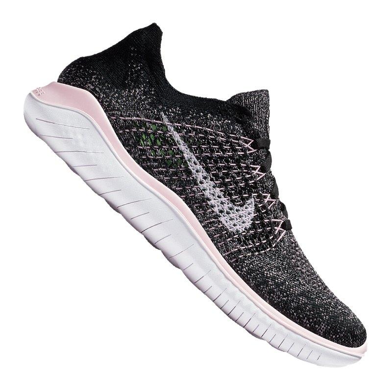 e4f8faf0ba Nike Free RN Flyknit 2018 Running Damen F007 |Laufschuh ...