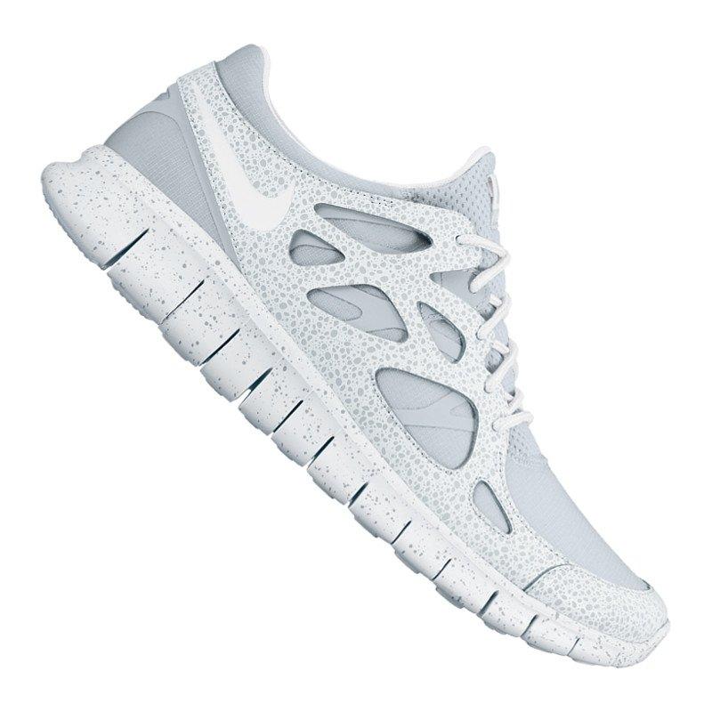 Nike Free Run 2 Weiß Herren