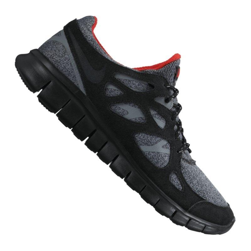 Nike Free Run 2 Schwarz