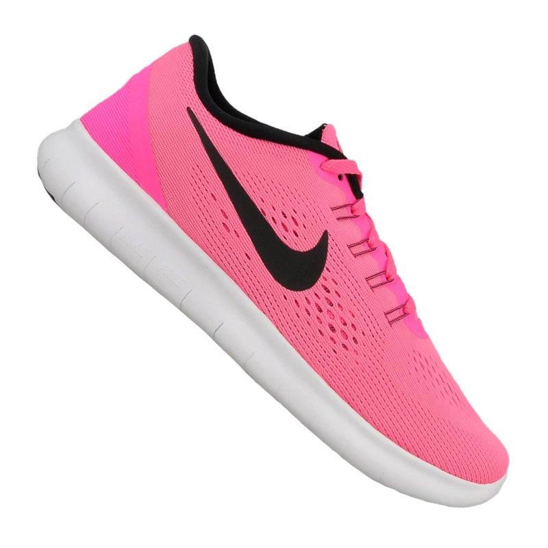 nike free run damen pink schwarz f600 laufschuh shoe. Black Bedroom Furniture Sets. Home Design Ideas