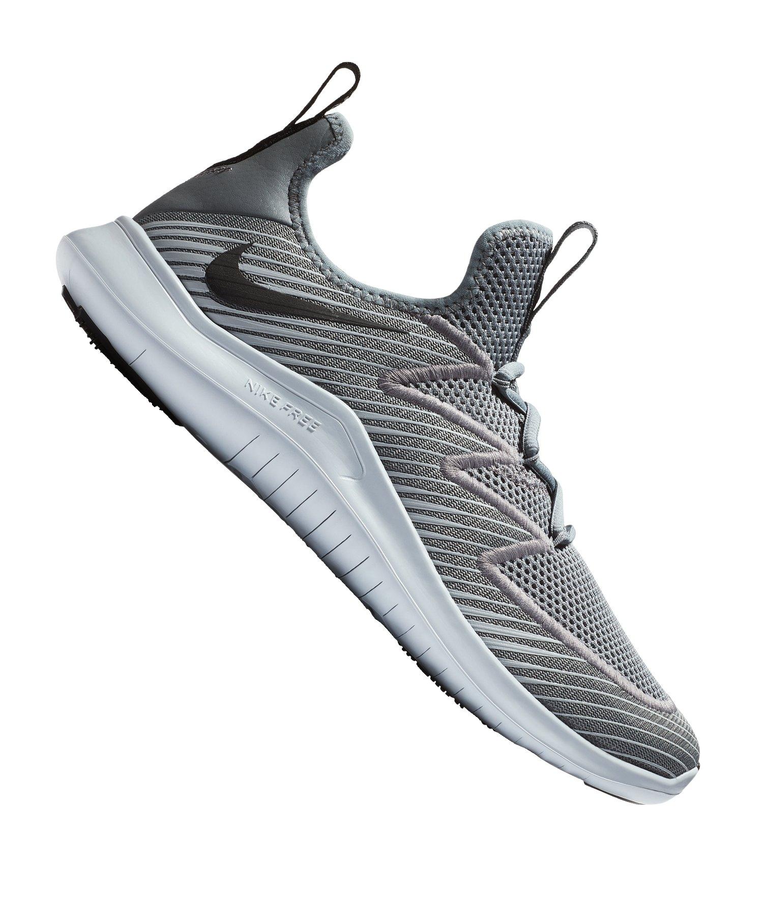 low priced 748d0 86ec7 Nike Free TR 9 Training Schwarz Grau F002 - schwarz