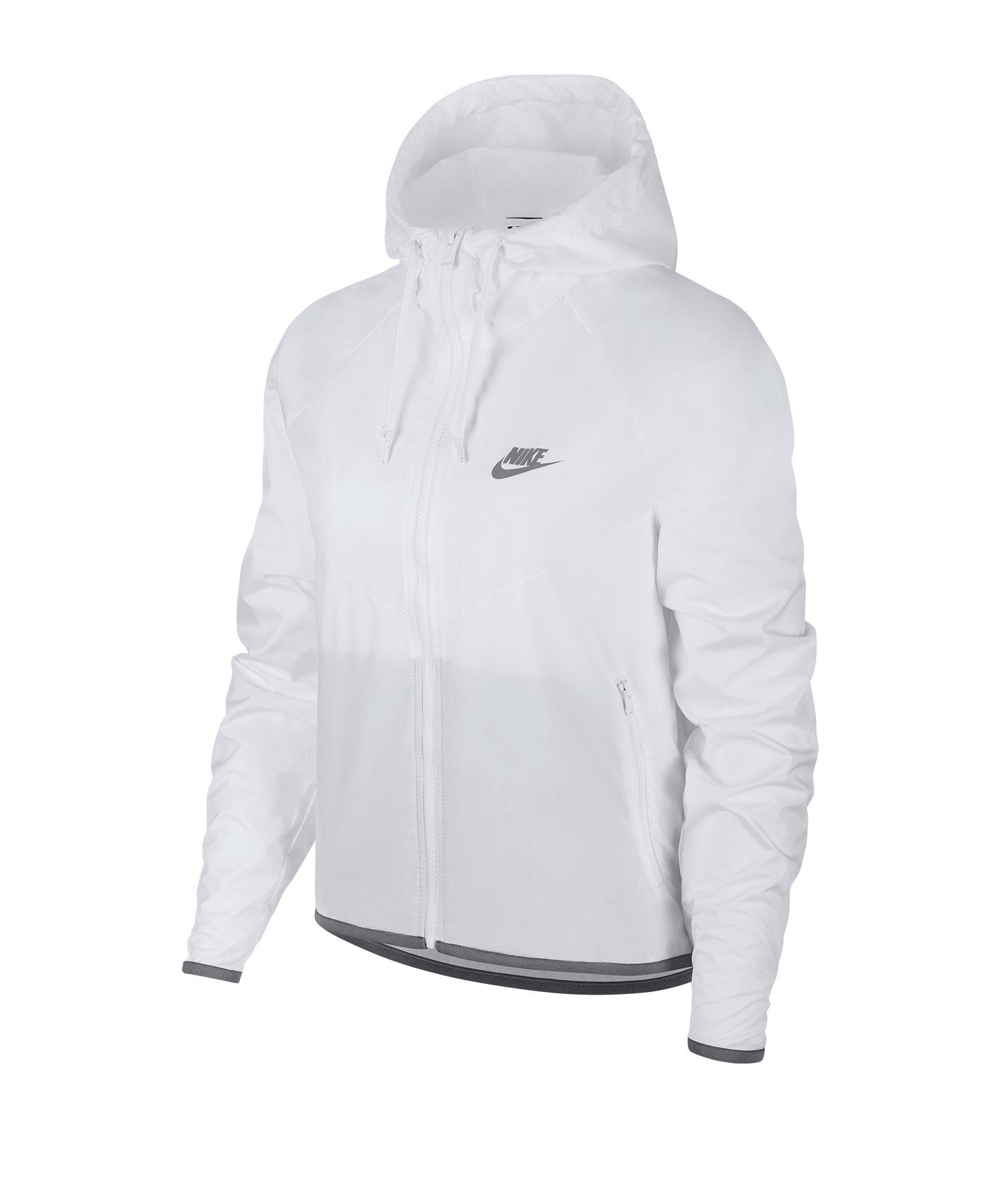 Nike Full Zip Windrunner Jacke Damen F100