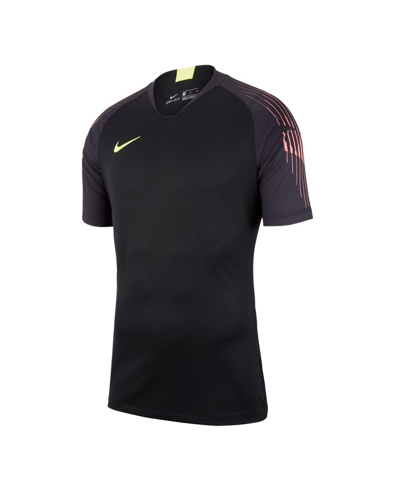 Nike Gardien II Torwarttrikot kurzarm Schwarz F010