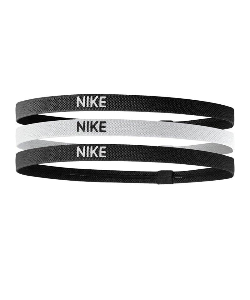 cb4aa7e34ae2b4 Nike Haarband Stirnband Thin 3er Pack F036   Ausrüstung   Training   Sport    Equipment