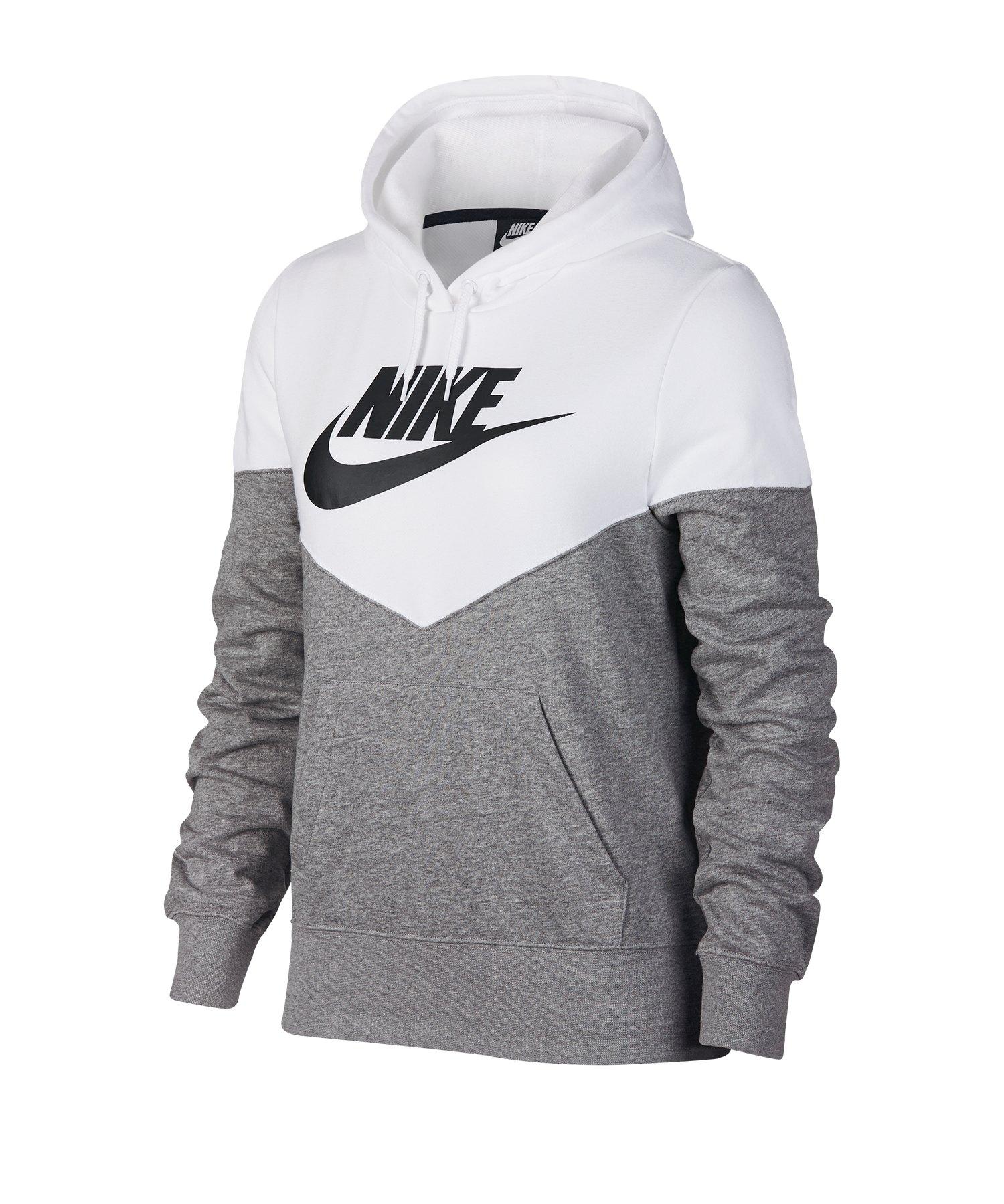 online store 3aa97 b9776 Nike Heritage Kapuzenpullover Fleece Damen F064