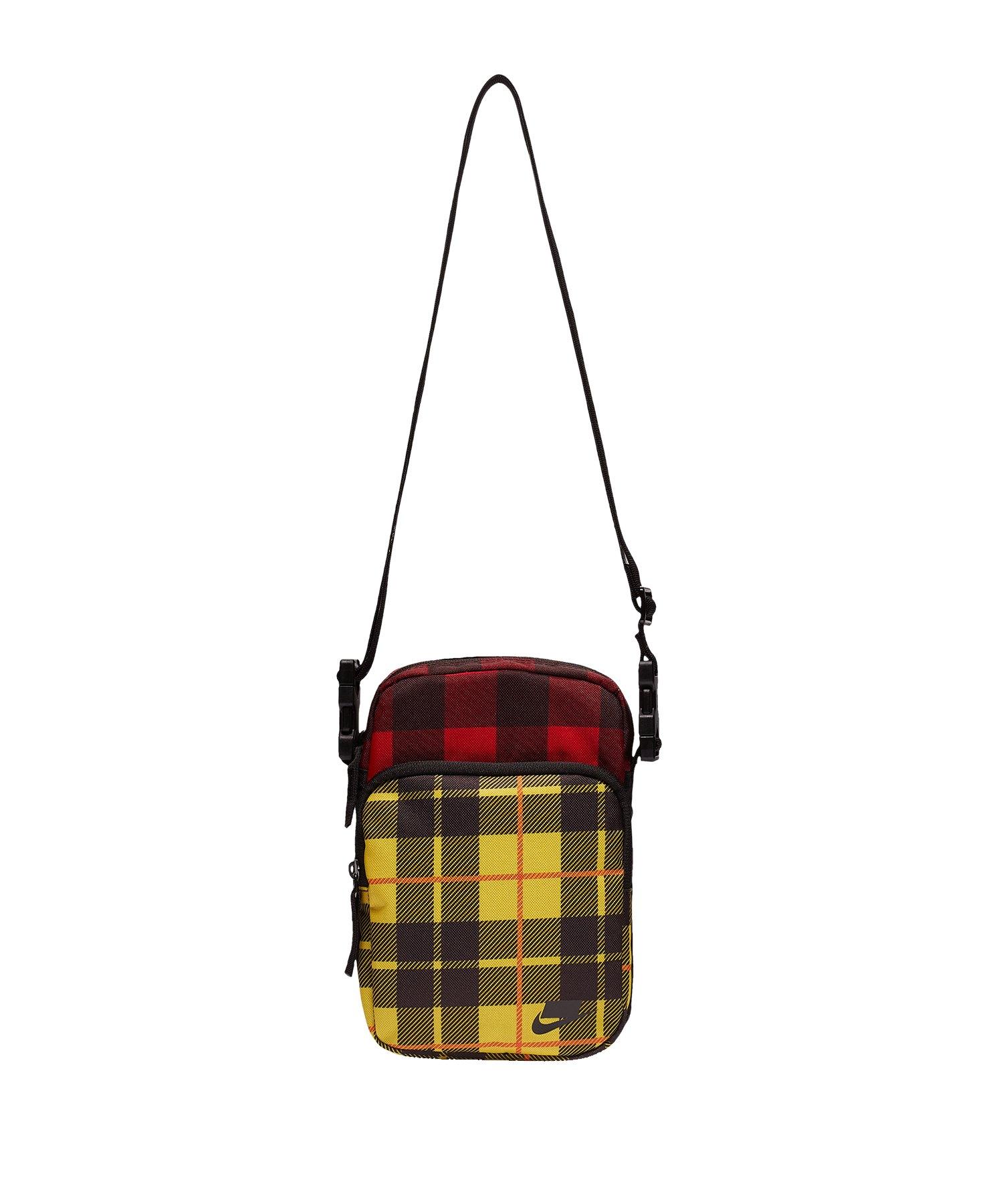 Nike Heritage Smit 2.0 Bag Tasche Rot Schwarz F010