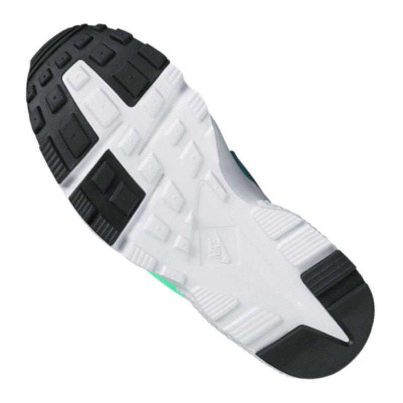 Nike Huarache Schwarz Grün