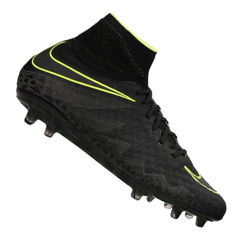 Nike Hypervenom Phantom 2 Schwarz