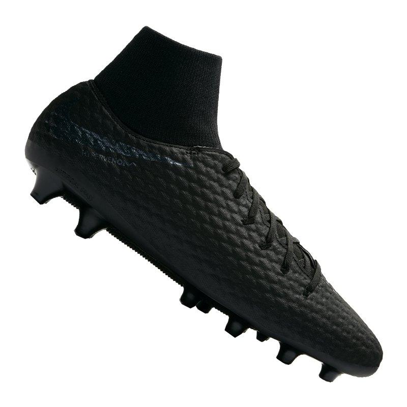 innovative design 0c00f d23ab Nike Hypervenom Phantom III Academy DF AG-Pro F001 - schwarz