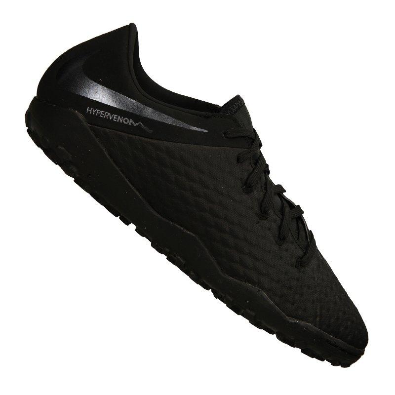6cf1eecf7bc Nike Hypervenom Phantom III Academy TF F001 - schwarz