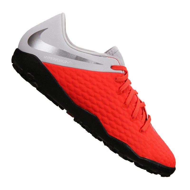 f3b1a8271 Nike Hypervenom Phantom III Academy TF F600 - rot