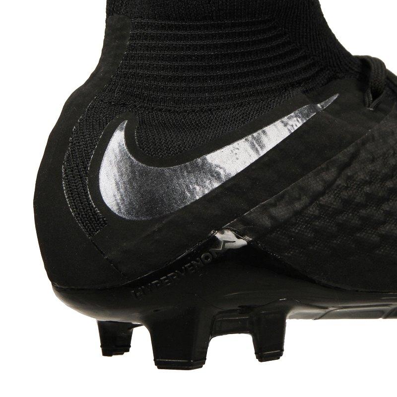 online store 59846 e702c ... Nike Hypervenom Phantom III Pro DF FG Schwarz F001 - schwarz ...