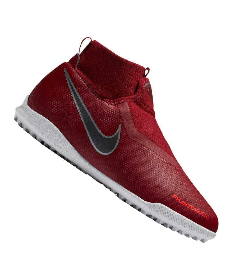 online retailer d78b2 5d55a Nike Phantom Vision Academy DF TF Kids Rot F606 - rot