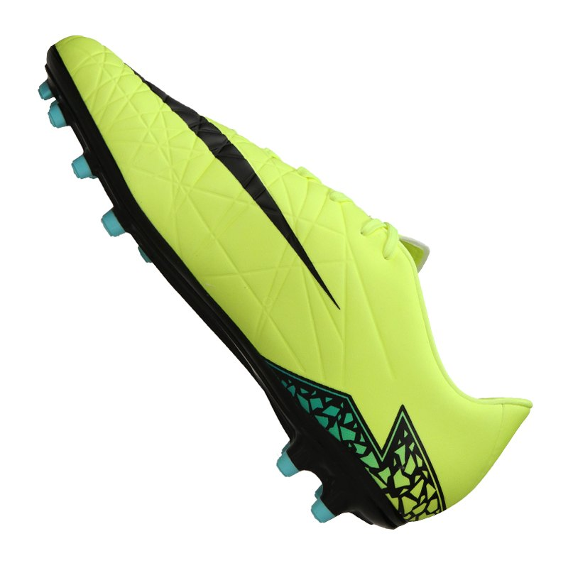 Nike Hypervenom Gelb