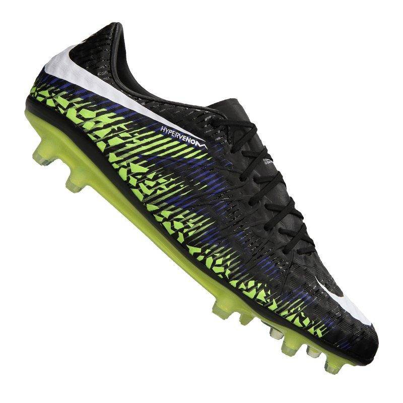 Nike Hypervenom Phinish Schwarz