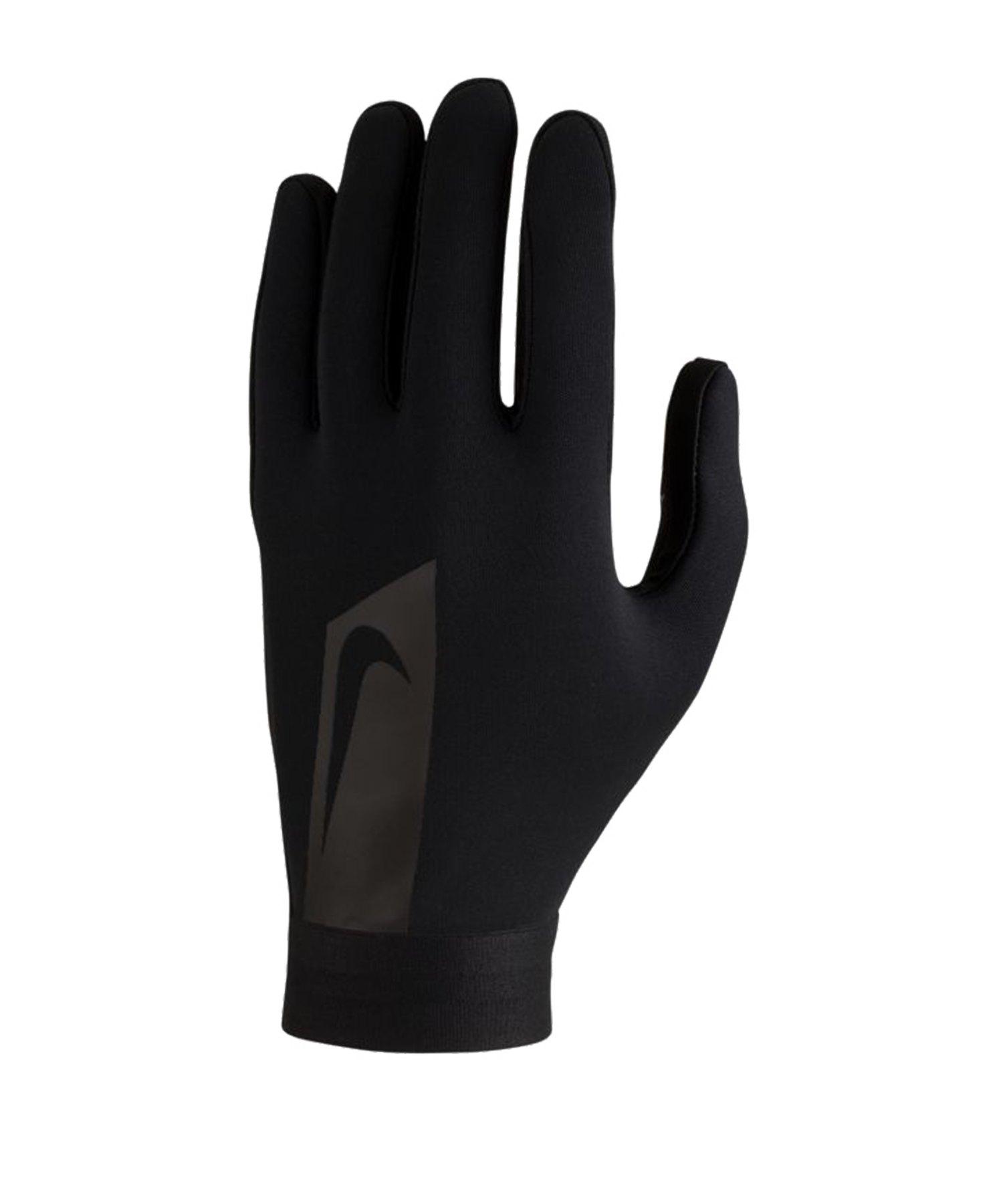 online retailer d5209 d738a Nike Hyperwarm Academy Feldspielerhandschuhe F011 - schwarz