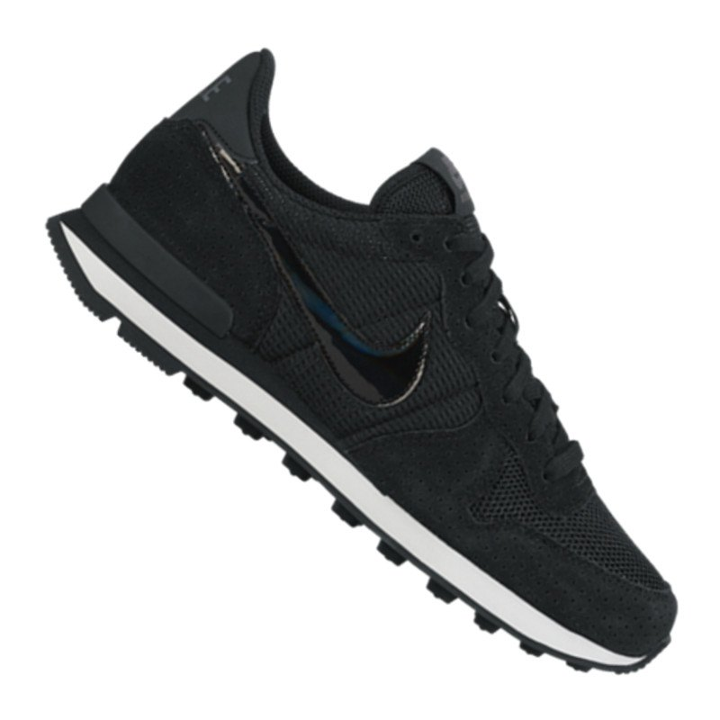 Nike Internationalist Sneaker Damen Schwarz F003