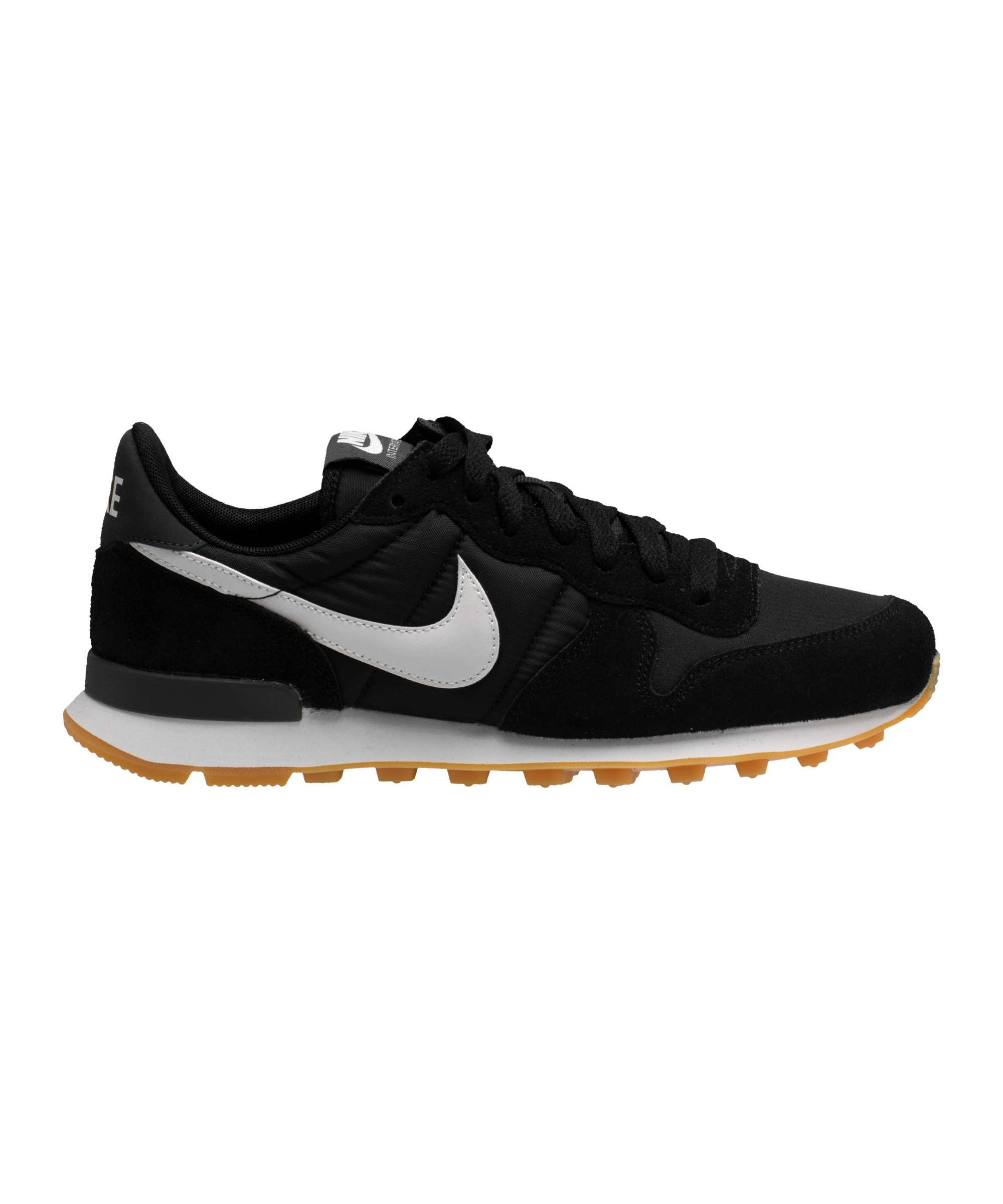 Nike Internationalist Sneaker Damen Schwarz F021