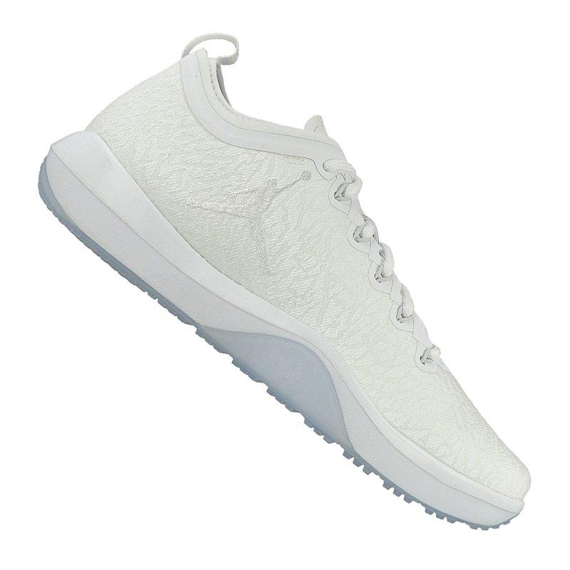 nike free hypervenom low sneaker weiss f100