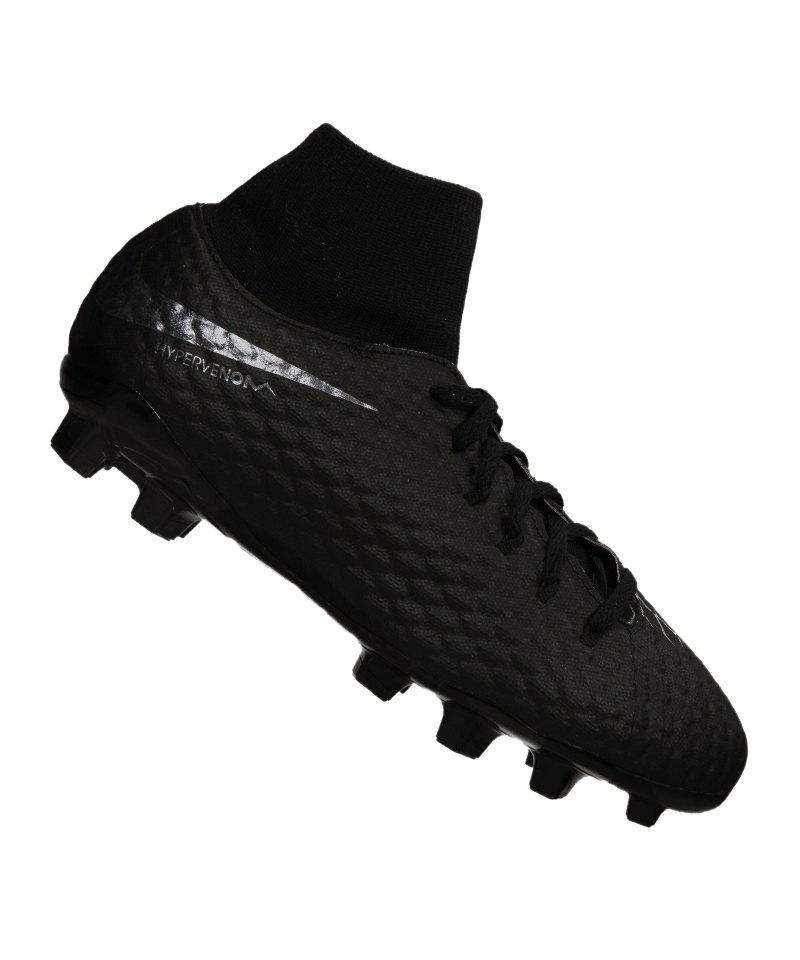 af6eb14c2f6e94 Nike Jr Hypervenom Phantom III Academy DF FG Kids F001 - schwarz