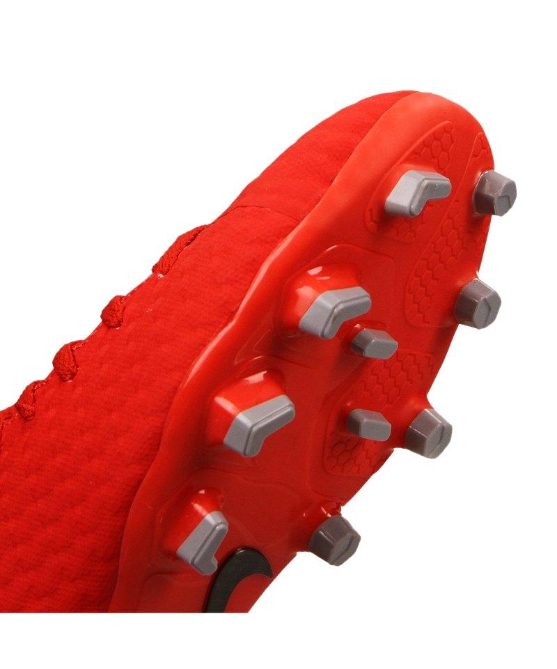 3370a1836 ... Nike Jr Hypervenom Phantom III Academy FG Kids F600 - rot ...