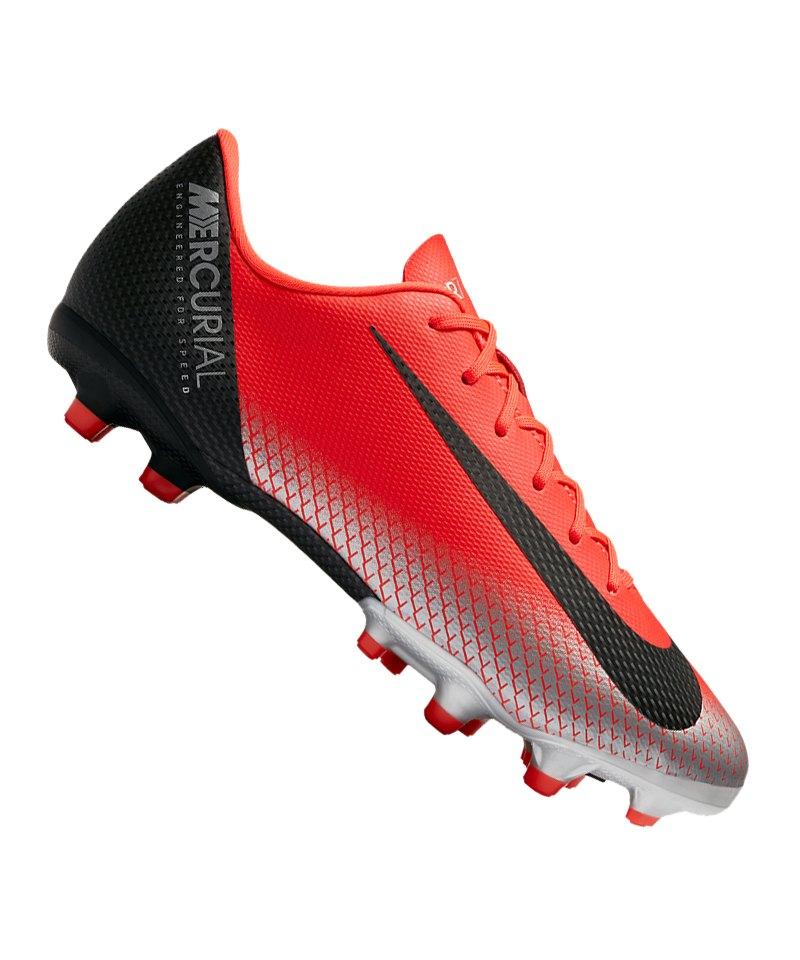 71ea7f33189 Nike Mercurial Vapor XII Academy CR7 MG Kids F600 - rot