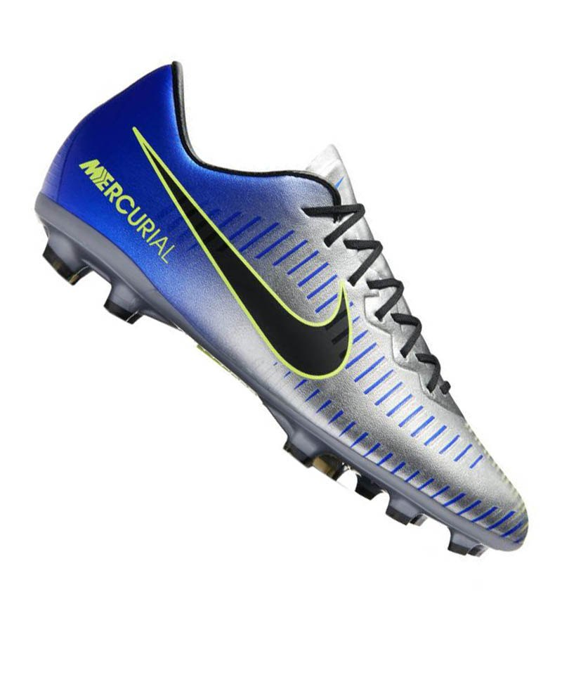 04d19eb16 Nike Jr Mercurial Vapor XI NJR FG Kids Blau F407 - blau