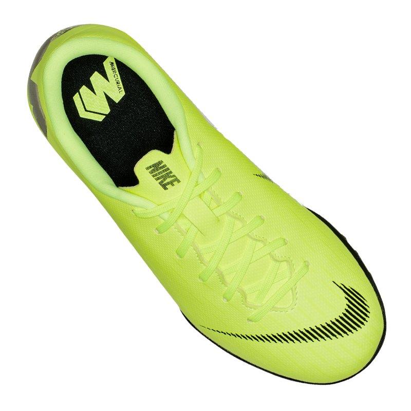 wholesale dealer 0fe5b e7838 ... Nike Mercurial VaporX XII Academy TF GS Kids F701 - schwarz ...