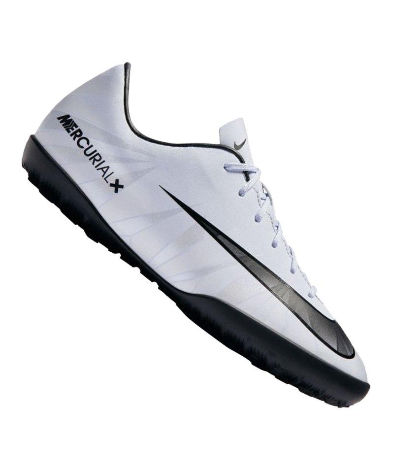 reputable site 645da 69ce6 Nike Jr Mercurial X Victory VI CR7 TF Kids F400 - weiss