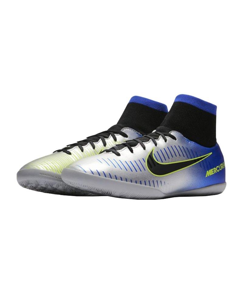 best service fc366 b5be2 ... Nike Jr Mercurial X Victory VI NJR DF IC Kids F407 - blau ...