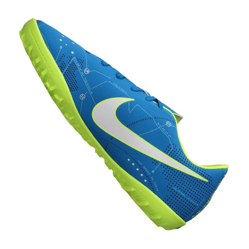 new concept dce03 50abe ... Nike Jr Mercurial X Victory VI NJR TF Kids F400 - blau ...