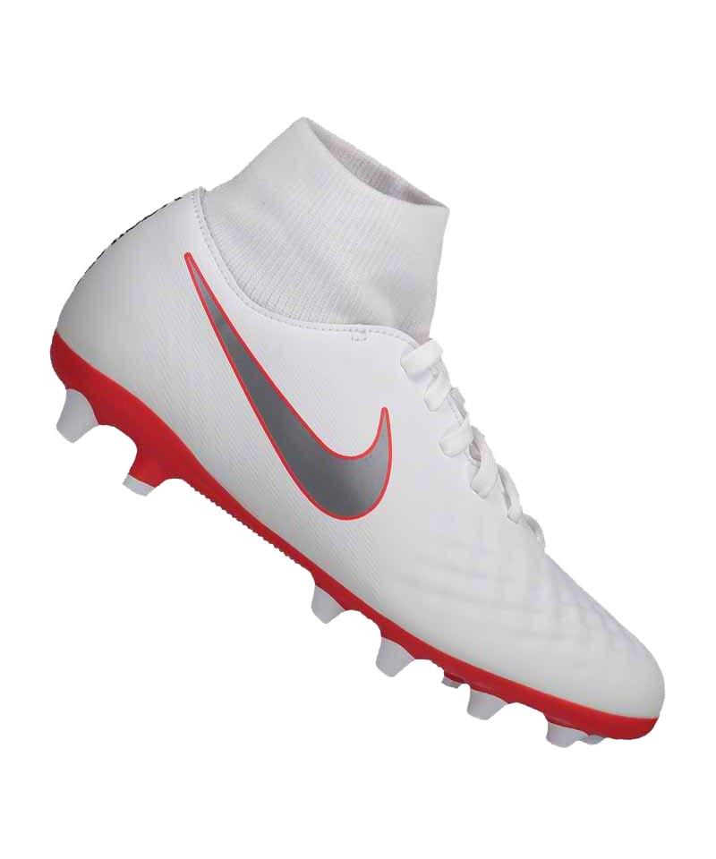 official photos 22da5 0a5b8 Nike Schuhe MAGISTA OBRA II Academy DF ag-pro Junior weiß rot - muwi- duesseldorf.de