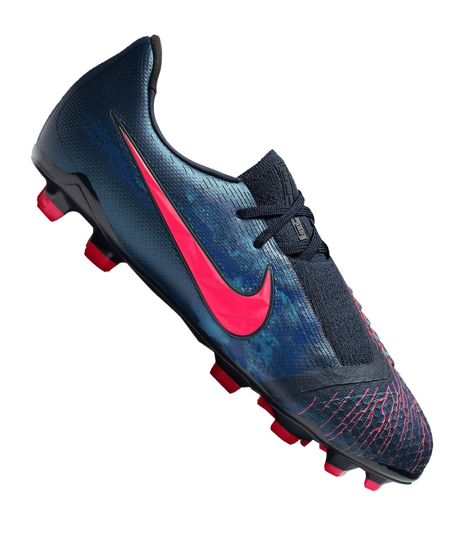 a0ac1adc2b2 Nike Jr Phantom Venom Elite FG Kids Blau F440 - blau