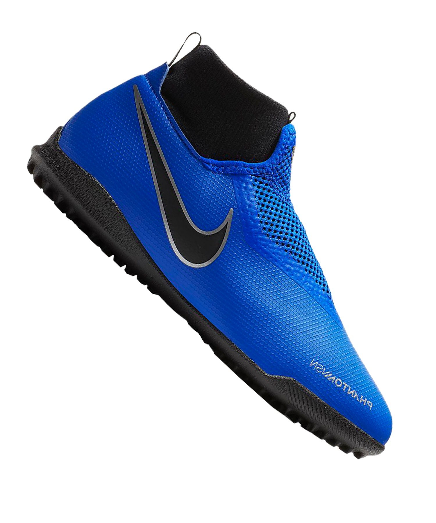 c99cce399b71 Nike Jr Phantom Vision Academy DF TF Kids Blau F400 - blau