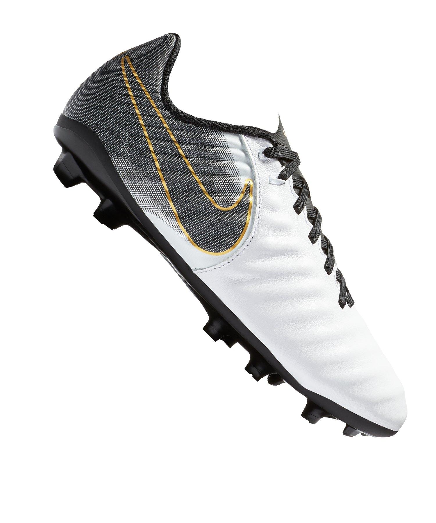 cdba47ac97977 Nike Jr Tiempo Legend VII Academy FG Kids F100 - weiss
