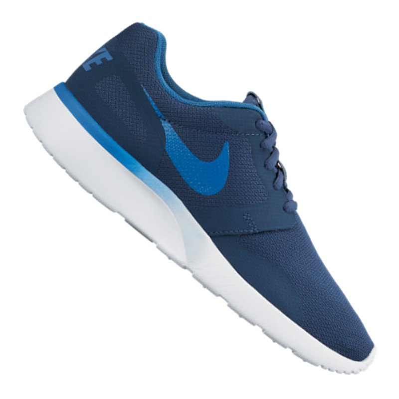 nike kaishi ns sneaker damen blau f440 freizeitschuh. Black Bedroom Furniture Sets. Home Design Ideas