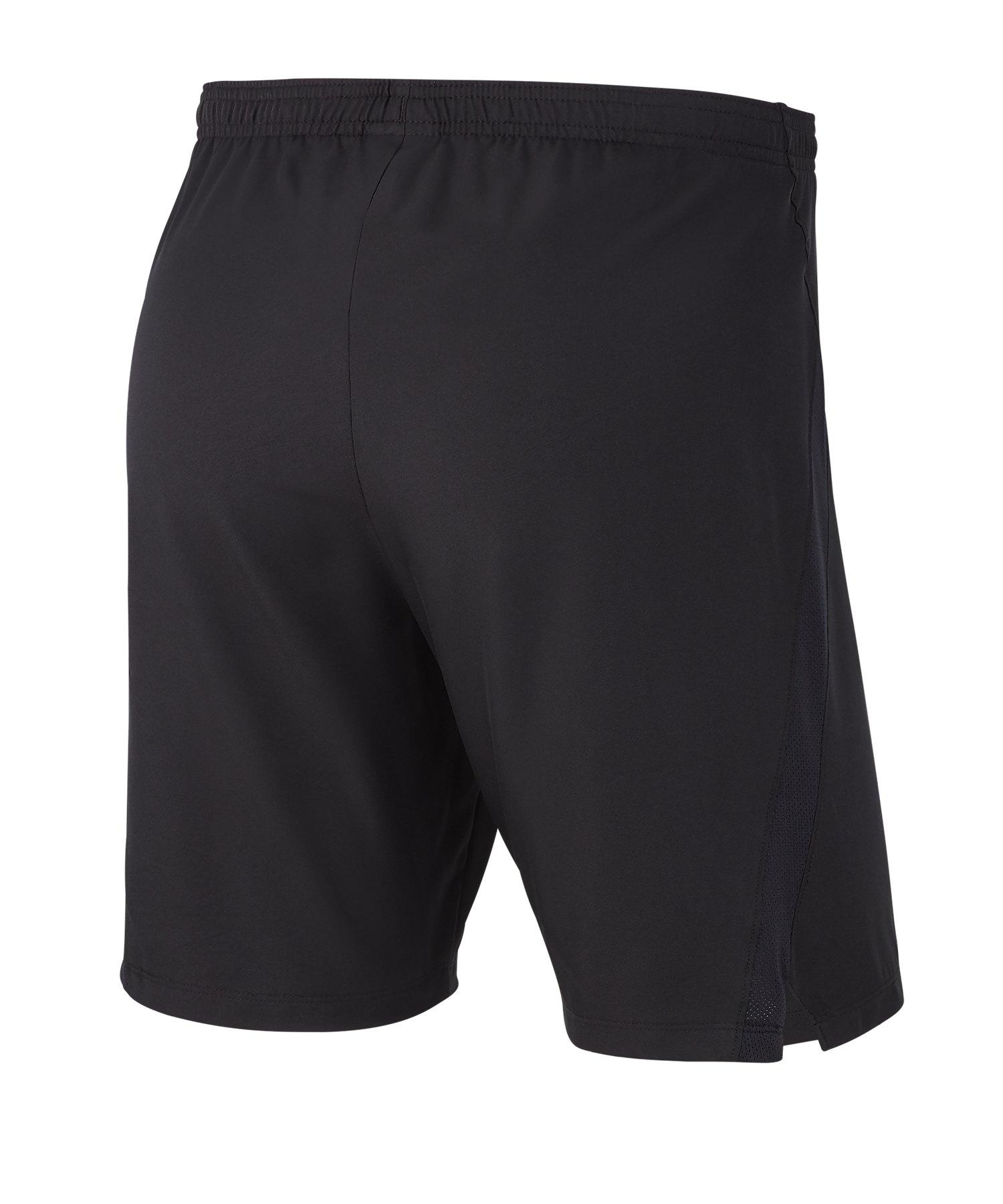 nike laser iv dri fit short schwarz f010 shorts. Black Bedroom Furniture Sets. Home Design Ideas