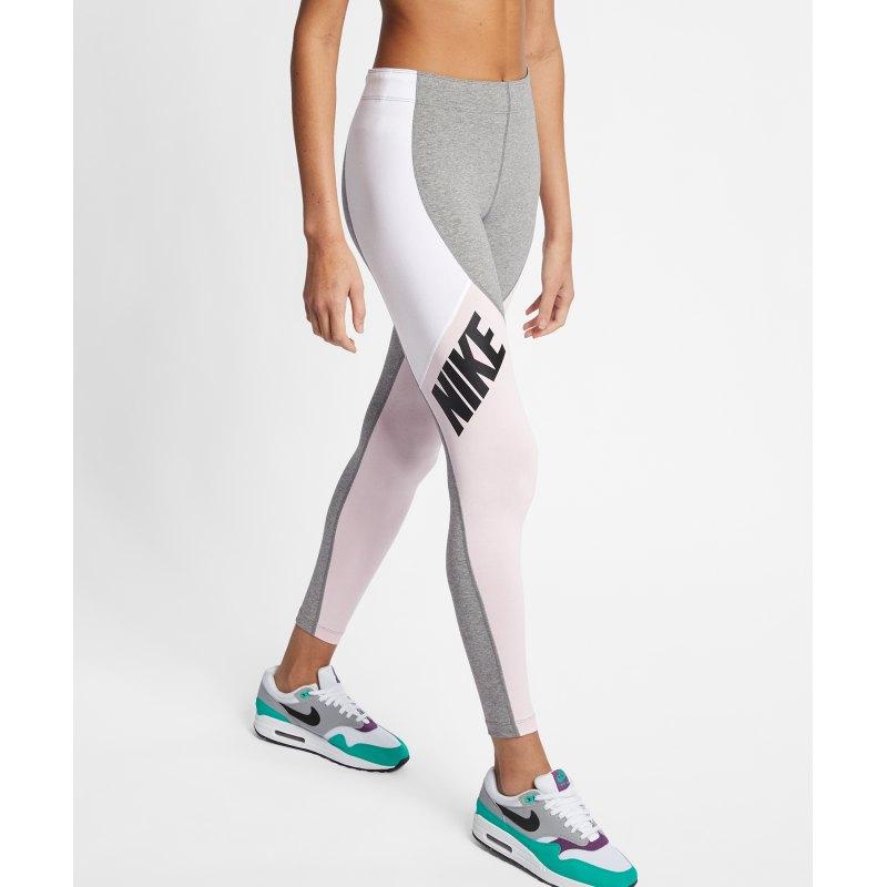 fecec23438e18d Nike Leg-A-See Leggings Damen Grau F092 |Strasse | Textilien | Hosen ...
