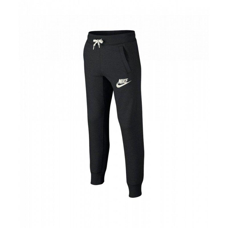 a3fbf9701de2c4 Nike Legacy Jogginghose Kids Schwarz F010 - schwarz