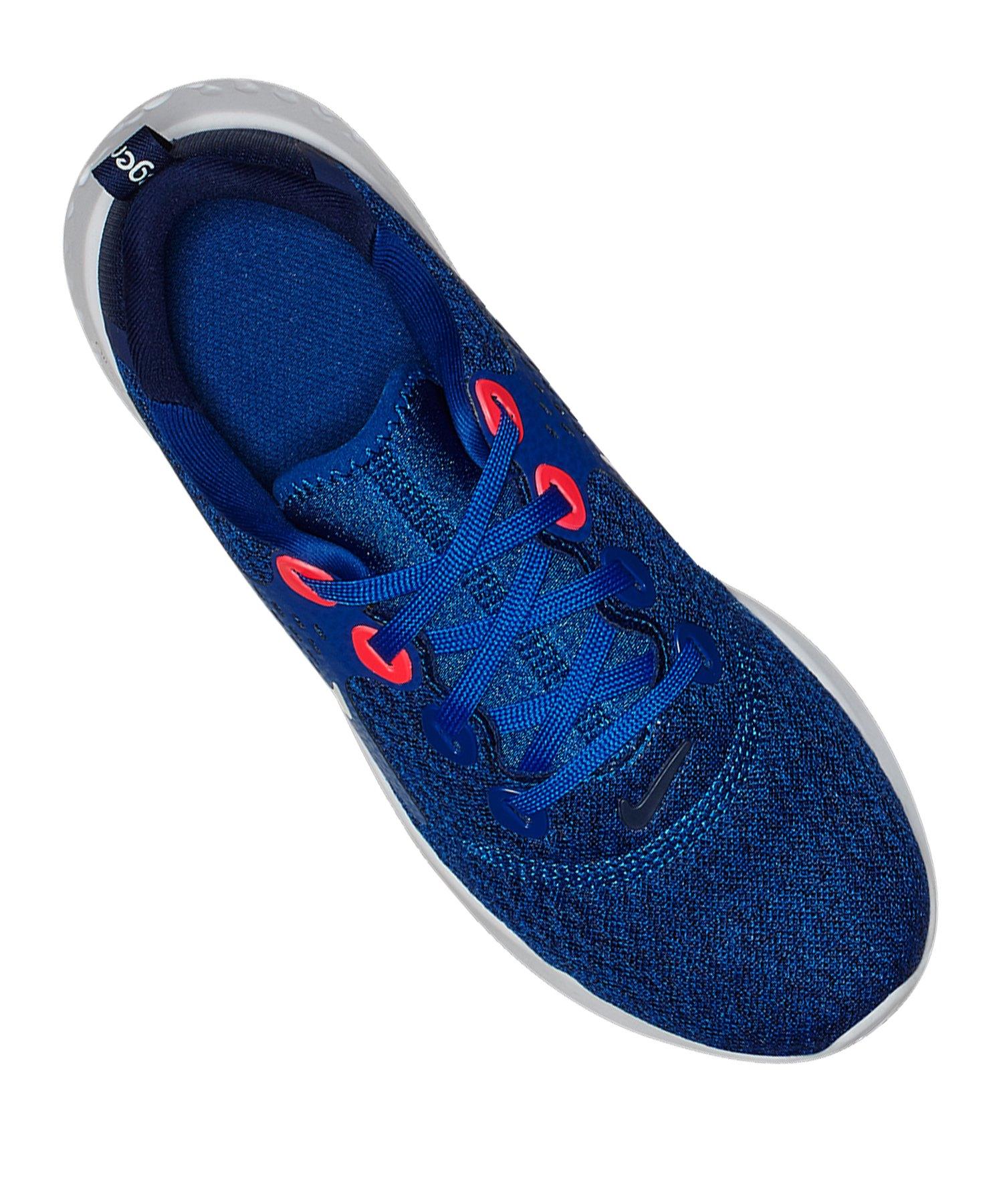 half off 08d7b 973c7 ... Nike Legend React Running Kids Blau Weiss F402 - blau ...