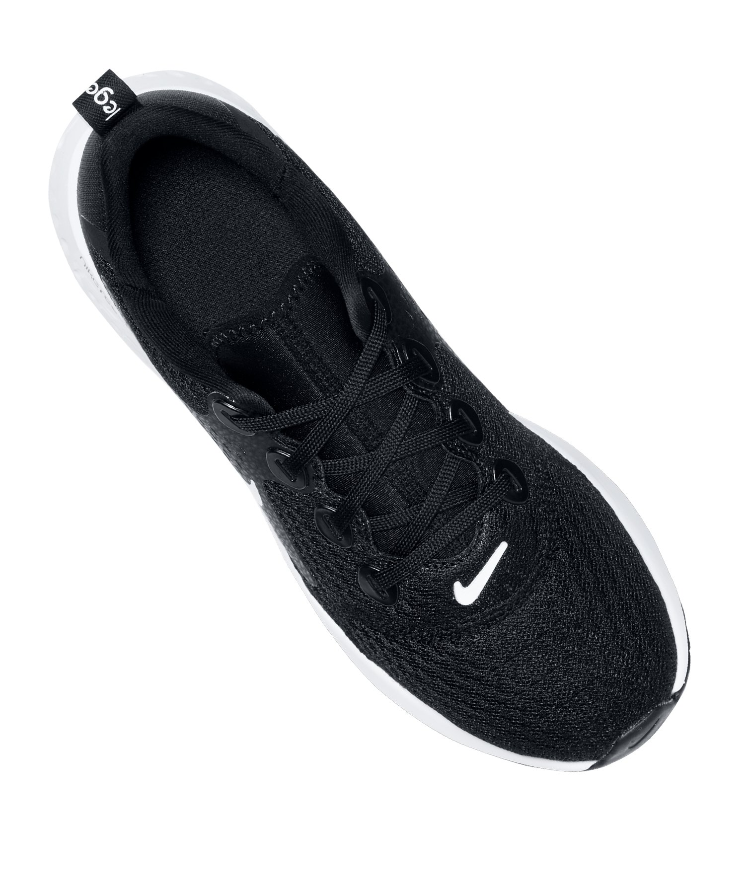 best website 9532e 1111f ... Nike Legend React Running Kids Schwarz Weiss F001 - schwarz ...