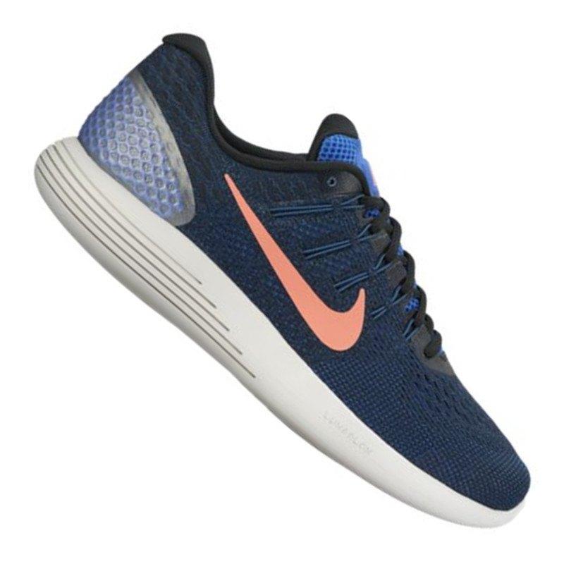 purchase cheap 7648b b5dbc ... shop nike lunarglide 8 running blau orange f402 blau 1f55b b6993 ...
