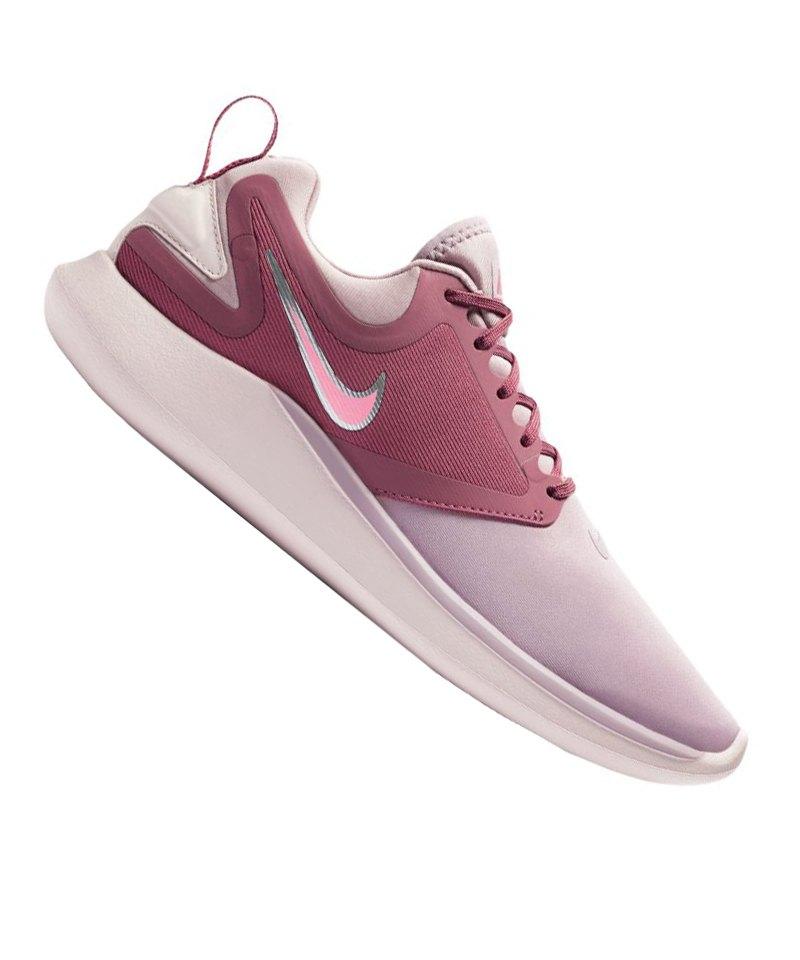 Nike Lunarsolo Running Damen Rosa F606
