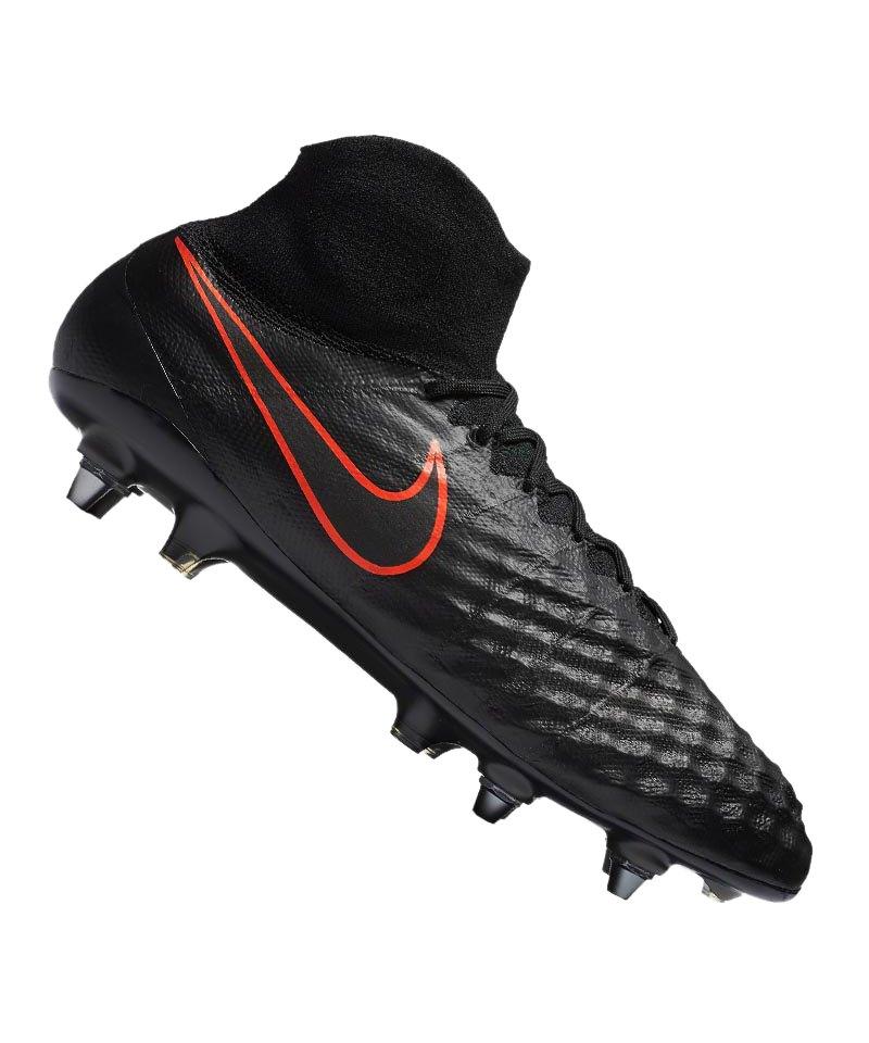 low priced 23f2f 176ab Nike Magista Obra II SG-Pro Schwarz F008 - schwarz