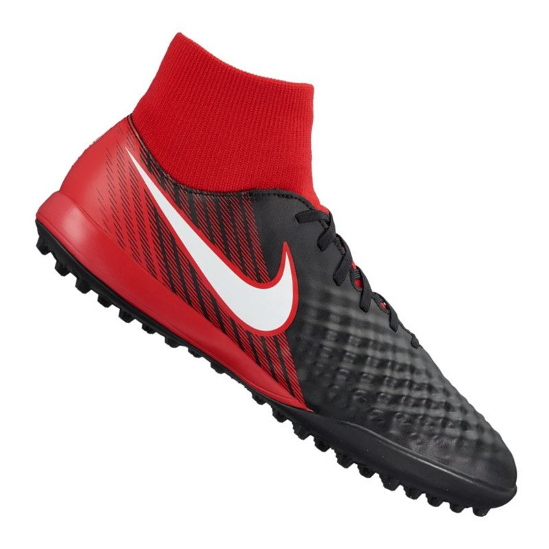 Nike Magista Onda II DF TF Schwarz Rot F061