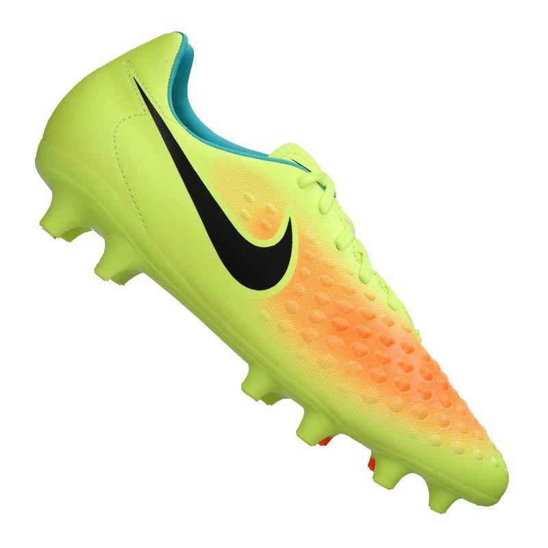first rate 09bd7 db5b9 Nike Magista Onda II FG Gelb F708 - gelb