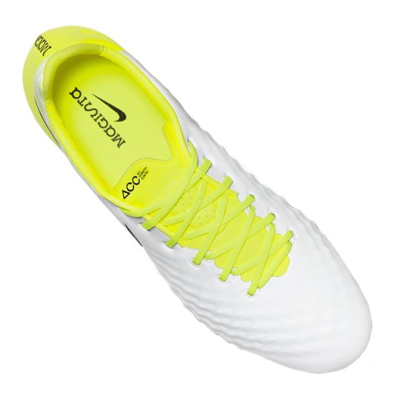 new arrival 54b19 c0406 ... Nike Magista Opus II SG-Pro Weiss Gelb F107 - weiss ...