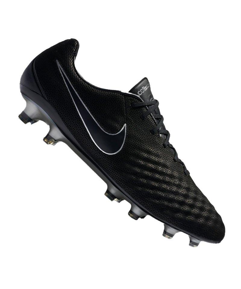 Nike Magista Opus II TC FG Schwarz F001