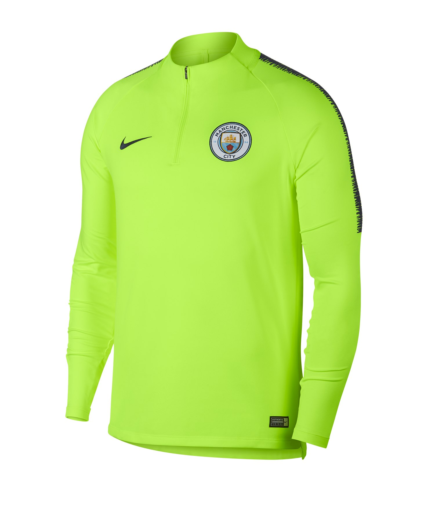 Nike Manchester City FC Drill Top Gelb F702